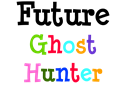 Ghost Hunter Kids Light T-Shirt