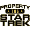 Gold Property Star Trek - TOS
