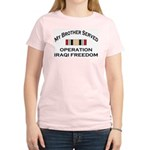 My Brother Served OIF Women's Light T-Shirt