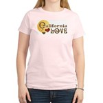 California Love Women's Light T-Shirt