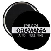 I've Got Obamania! Magnet