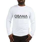 Logical Obama Long Sleeve T-Shirt