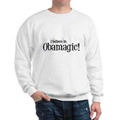 I Believe in Obamagic Sweatshirt