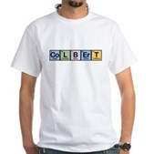 Elements of Truthiness White T-Shirt