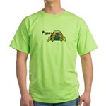 Fish Pisces Green T-Shirt