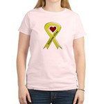 Welcome Home Yellow Ribbon Women's Light T-Shirt