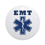EMT Ornament (Round)