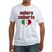 Senora Colberto Fitted T-Shirt