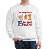 I'm Stephen's #1 Fan Sweatshirt