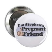 You might not be his kind, but that shouldn't stop you from being Stephen Colbert's friend. If you're pregnant and a member of the Colbert Nation, you need this - a unique, hilarious maternity design!
