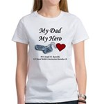 For Milissa Custom Military Women's T-Shirt