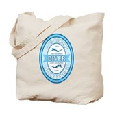 100% Genuine Diver Tote Bag