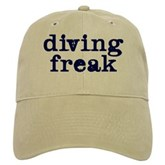 Diving Freak Cap