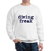 Diving Freak Sweatshirt
