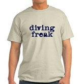 Diving Freak Light T-Shirt