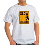 Slow Children Light T-Shirt