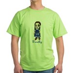 Green T-Shirt : Sizes M,L,XL,2XL,S