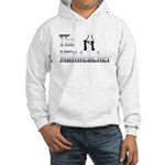 Hooded Sweatshirt : Sizes M,L,XL,2XL  Available colors: White,Ash Grey