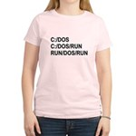 See DOS Run Women's Light T-Shirt