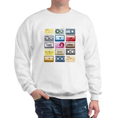 mix tapes sweatshirt