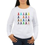 Uber-Activist - New & Improved! Women's Long Sleeve T-Shirt