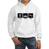Eat Sleep Dive Hooded Sweatshirt