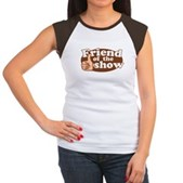 Friend of the Show Women's Cap Sleeve T-Shirt