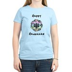 Hanukkah Chanukah Women's Light T-Shirt