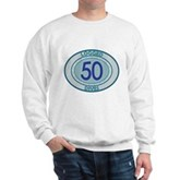 50 Logged Dives Sweatshirt