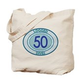 50 Logged Dives Tote Bag