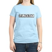 Elements of Truthiness BW Women's Light T-Shirt