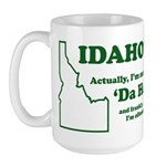 "Not ""Da Ho"" Large Mug"