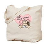 My Heart Belongs to Nonni GIR Tote Bag