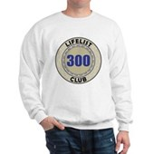 Lifelist Club - 300 Sweatshirt