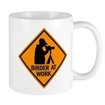 Birder at Work Mug