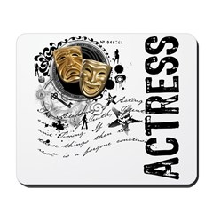 Actress Alchemy of Acting Mousepad