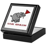 Future Republican Keepsake Box