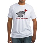 Future Republican Fitted T-Shirt