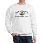 Land of the Free, Seabee Sweatshirt