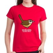 Birdorable Carolina Wren Women's Dark T-Shirt