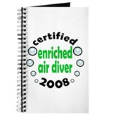 Enriched Air Diver 2008 Journal