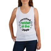 Enriched Air Diver 2008 Women's Tank Top