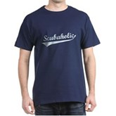  Scubaholic Dark T-Shirt
