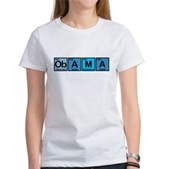 Obama Elements Women's T-Shirt