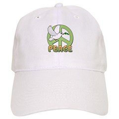 Birdorable Peace Dove Cap