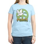 Birdorable Peace Dove Women's Light T-Shirt