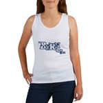 BurnTees Softball Logo Women's Tank Top