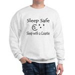 Sleep Safe Sleep with a Coastie Sweatshirt