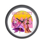 Goats and the City Wall Clock