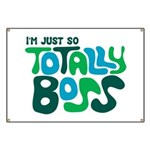Totally Boss Banner